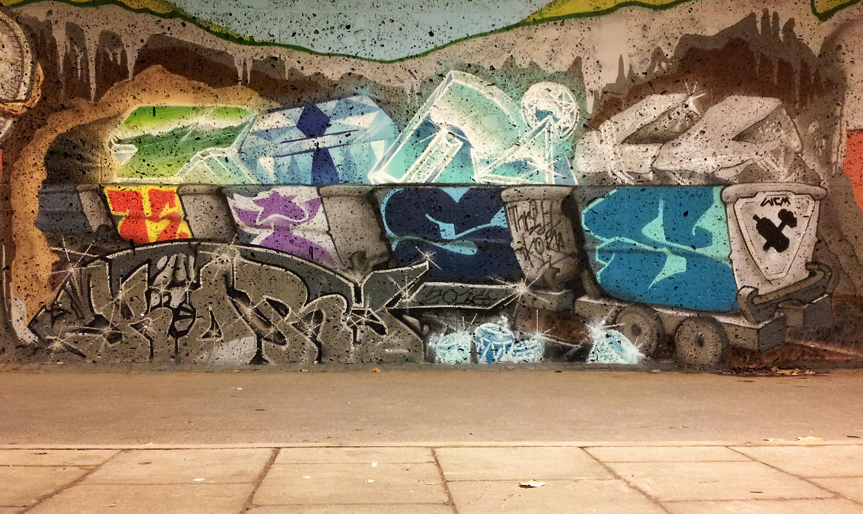 graffiti | THRILLKISS